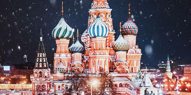 Il fascino magnetico di Mosca d'inverno in 22 immagini