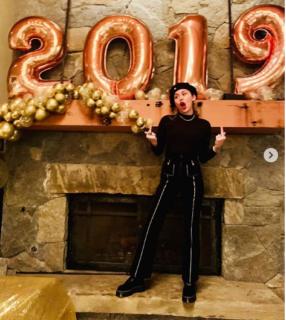 Capodanno da star: come hanno festeggiato i vip
