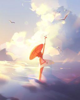 La magia della solitudine quando diventa risorsa e forza creatività