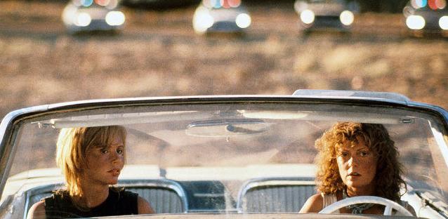 12 cose che forse non sapete su Thelma & Louise