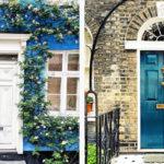 30 bellissimi portoni d'ingresso londinesi da cui lasciarsi ispirare