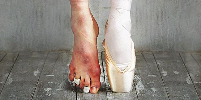 In punta di piedi: 25 immagini potenti per celebrare la passione per la danza
