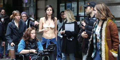 Free the nipple: chi ha paura dei capezzoli delle donne?