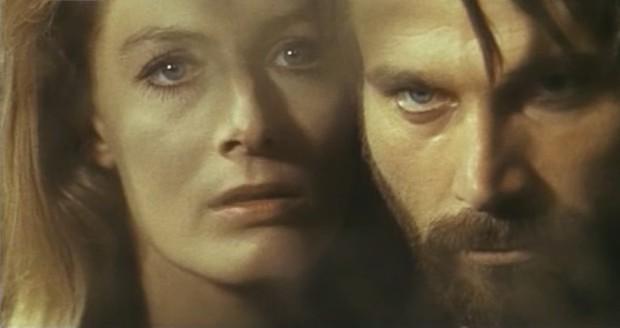 Quell'amore da film (invece vero) tra Vanessa Redgrave e Franco Nero