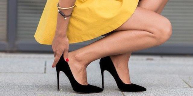 10 trucchi per rendere più comode le scarpe con il tacco