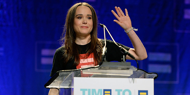 """""""Sono qui oggi perché sono gay"""" il coraggioso discorso di Ellen Page"""