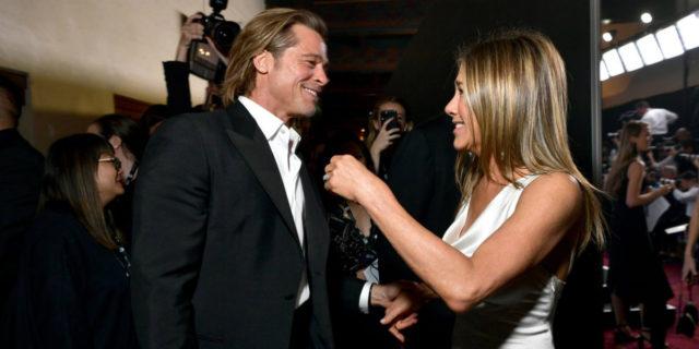 Perché è normale che Jennifer Aniston e Brad Pitt siano rimasti amici
