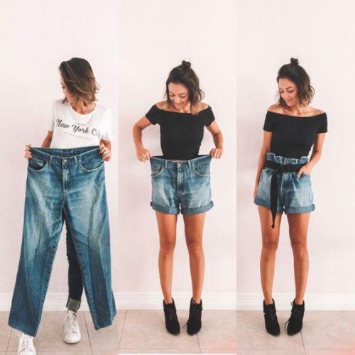 Re-Fashion, ossia come modificare vecchi vestiti e dargli nuova vita: 10 idee