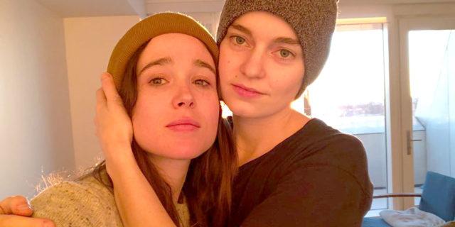 """Elliot Page ed Emma Portner divorziano: """"Resteremo amici"""""""