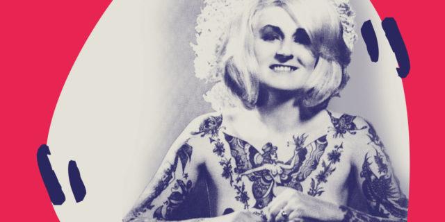 """Storia di Cindy Ray, la ragazza """"con il telaio tatuato"""""""
