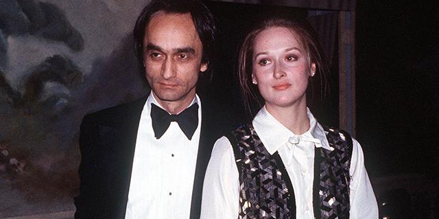 La commovente storia d'amore perduto tra Meryl Streep e John Cazale