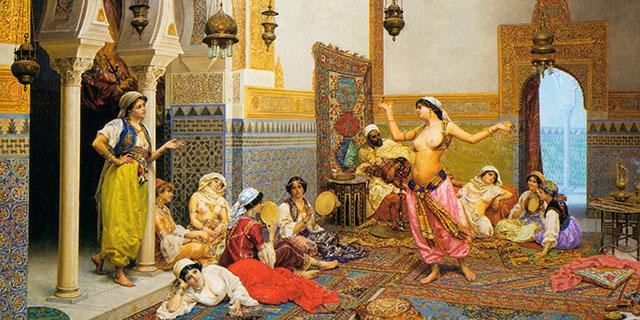 Harem: 6 testimonianze di donne dal passato (e anche dal presente)