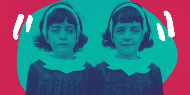 La vera storia delle gemelline di Shining e i freak di Diane Arbus