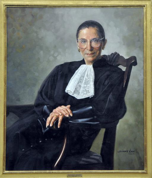 """""""Peccato che tu sia donna"""": la giusta causa di Ruth Bader Ginsburg"""
