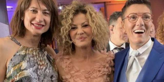 Eva Grimaldi e Imma Battaglia finalmente spose: la loro bellissima storia d'amore
