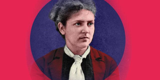 """Fanny Van de Grift, """"L'unica donna per cui valeva la pena di morire"""""""