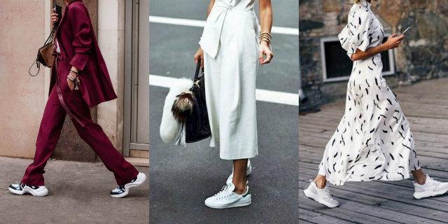 Sneakers 2019: tendenze, modelli e abbinamenti