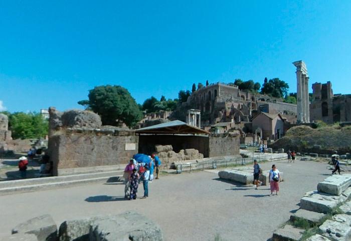 Come sarebbero i luoghi simbolo d'Italia se fossero restaurati