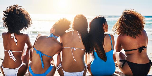 Costumi da bagno estate 2019: l'unica regola per scegliere quello adatto al tuo corpo