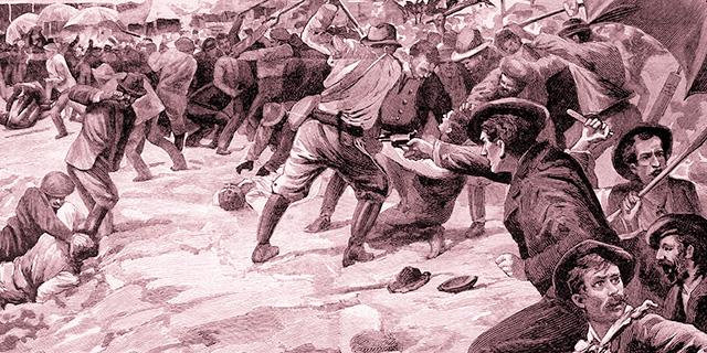 Quel massacro di italiani a Aigues-Mortes di cui nessuno parla più