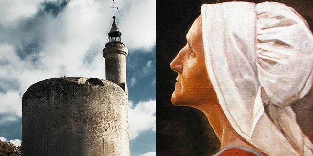 Quella parola incisa sul muro da Marie Durand, rinchiusa per 40 anni in una torre