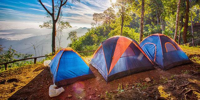 Andare in campeggio: 10 consigli per farlo in tutta sicurezza