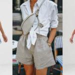Shorts: come abbinarli, tipologie e modelli