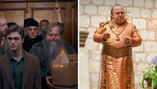 14 attori di Game of Thrones che hanno recitato anche in Harry Potter