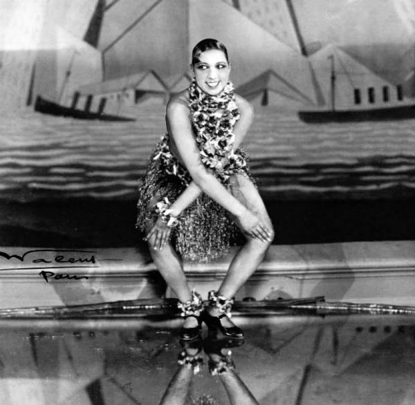 Josephine Baker, le provocazioni della star che giocava col corpo (e un ghepardo)