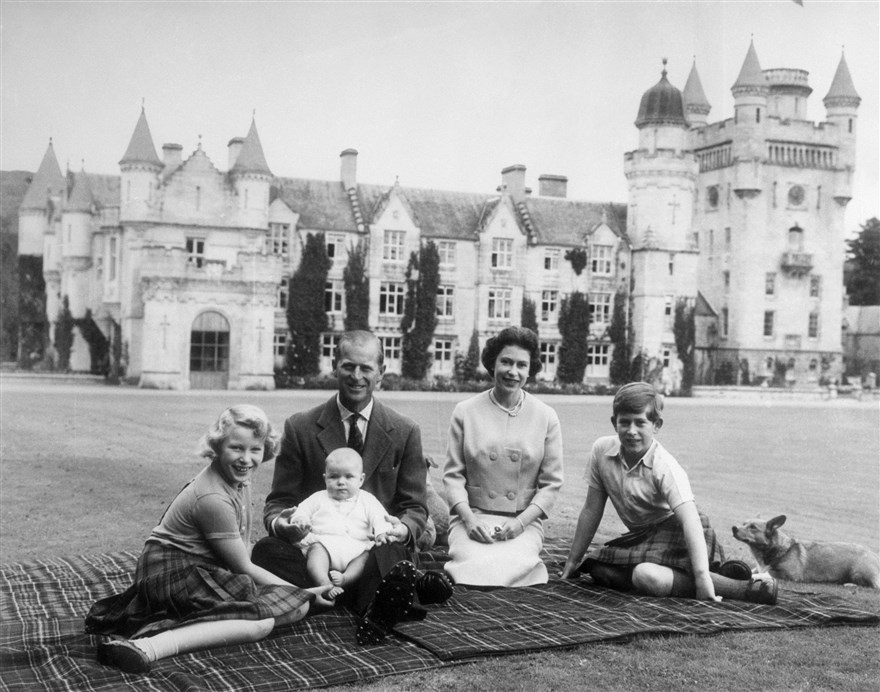 30 dolcissime foto di Royal Baby... di tutti i tempi