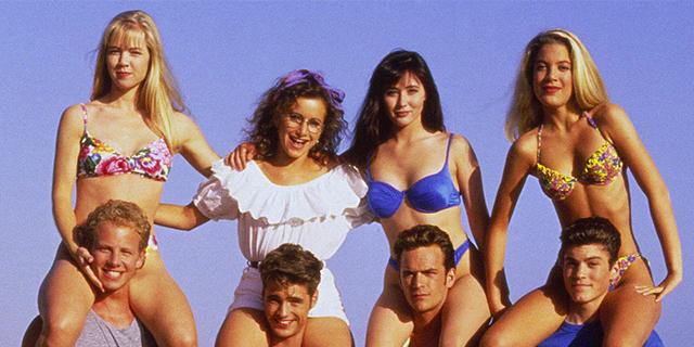 20 anni di Brenda, Kelly, Donna e Andrea