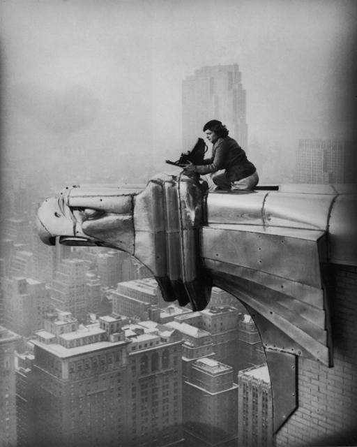 L'eccezionalità di Margaret Bourke-White, che voleva essere la prima e lo fu