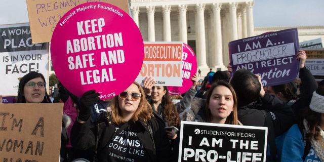 legge sull'aborto all'estero