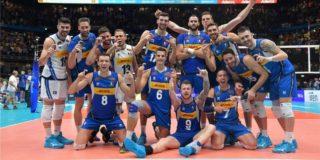 Nazionale italiana maschile di pallavolo