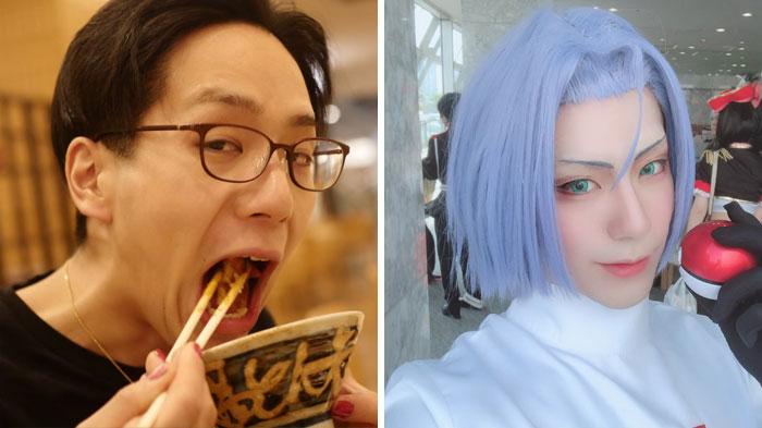 20 incredibili trasformazioni di cosplayer asiatici prima e dopo il costume