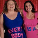 """""""Voglio una vita a forma di me"""" perché ogni corpo è fatto per indossare un costume da bagno"""