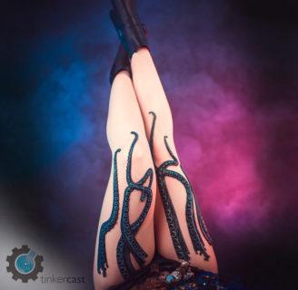 Leggings con tentacoli e altri 11 modelli per ragazze davvero molto originali