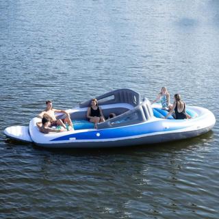 Il gonfiabile per sentirsi un milionario con lo yacht (e dove comprarlo)