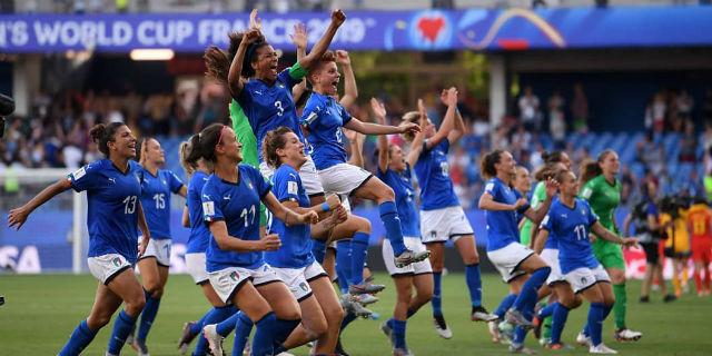 Mondiali di Calcio Femminile 2019: la grande avventura delle azzurre