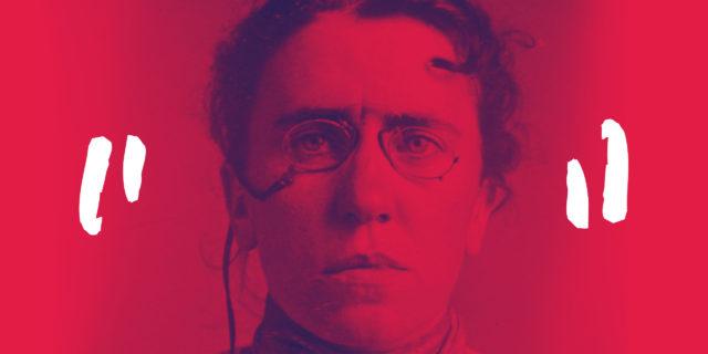 Emma Goldman: quello che una donna deve capire