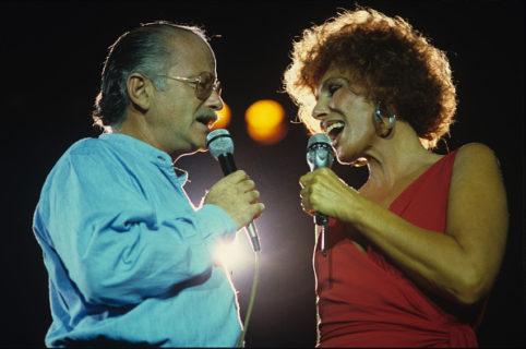 """Gino Paoli e quella lunga storia di amori: """"Se amo una donna, è per tutta la vita"""""""