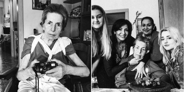 """""""Perché ho voluto fotografare gli ultimi mesi di vita di mia nonna"""""""