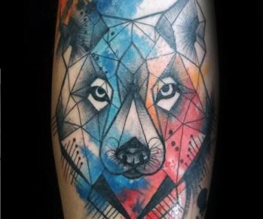 Watercolor tattoo: 14 idee pazzesche per i tatuaggi acquerello