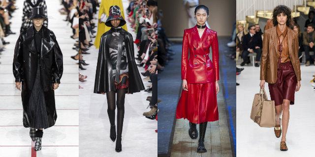 moda autunno/inverno 2019/20