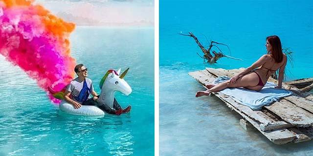 """Le """"Maldive della Siberia"""" che tutti vogliono fotografare anche a costo della vita"""