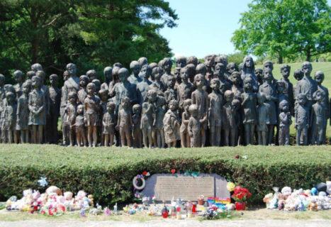 Il massacro dei bambini del villaggio di Lidice