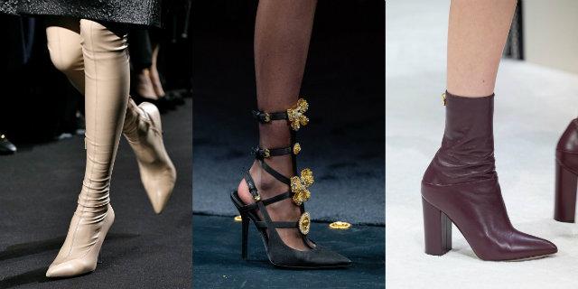 Scarpe autunno/inverno 2019/20, i must have tra tendenze moda e grandi classici