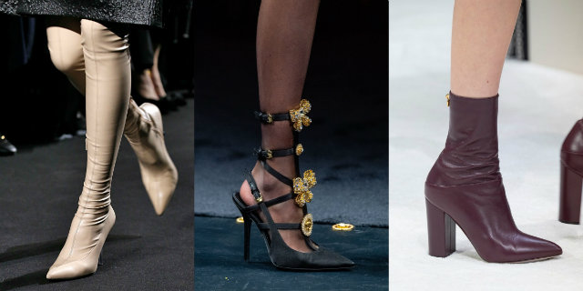 Scarpe autunnoinverno 20192020: modelli e tendenze Roba