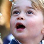 6 anni di Baby George, la vita normale di un futuro re