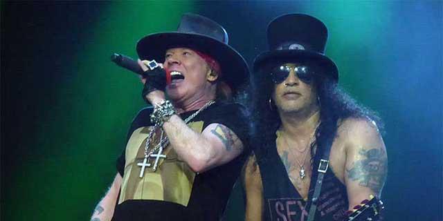 Chitarristi maledetti: l'infanzia di Axl Rose e Slash che doveva morire a 35 anni